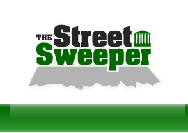 The Street Sweeper logo