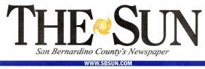 San Bernardino County Sun logo