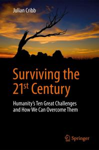 Cover shot of Surviving the 21st Century