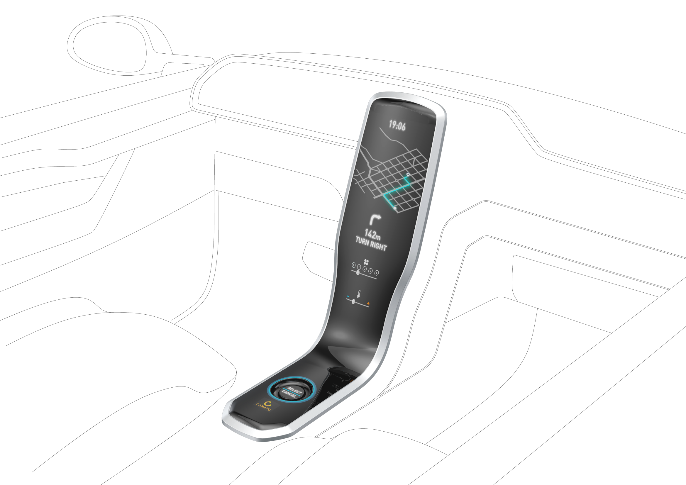 Faurecia invests in canatu and deepens ties by choosing canatu as innovation partner ein news - Faurecia interior systems ...