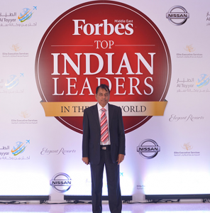 Dr Dana has been conferred the Top Indian Leaders Award by Forbes Middle East in 2015 and 2016