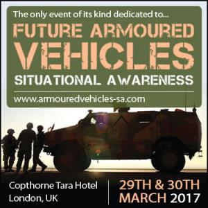 Future Armoured Vehicles Situational Awareness 2017