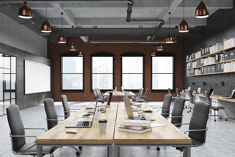 Ideas for your industrial office design ein news for Industrial design news