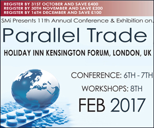 Parallel Trade 2017