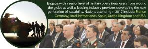 Future Armoured Vehicles Attendees