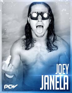 Bad Boy Joey Janela
