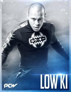 """The World Warrior"" Low Ki will make his debut for Pacific Coast Wrestling (PCW) on January 20th, 2017 at PCW's 1st Anniversary Show - Fantasm."