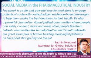 Sachin Nanavati, Facebook Health