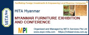 Myanmar Furniture Expo