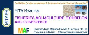 MYANMAR FISHERIES EXPO