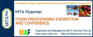 Myanmar Food Expo