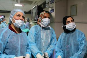 Laparoscopic Surgery Training at World Laparoscopy Hospital