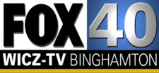 FOX 40 WICZ-TV logo