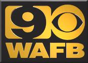 WAFB 9 News logo