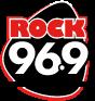 Rock 96.9 logo