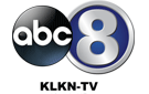 KLKN TV ABC 8 logo