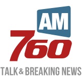 AM 760 KFMB logo