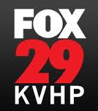 KVHP Fox 29 logo