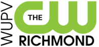 The CW WUPV logo