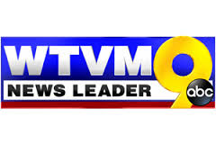 WTVM News Leader ABC 9 logo