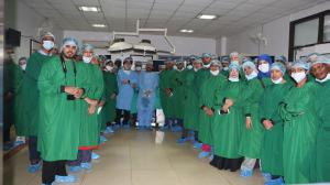 Hands On Laparoscopic and Robotic Surgery Training at World Laparoscopy Hospital