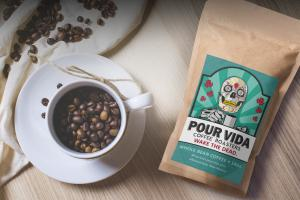 Pour Vida Coffee Roasters Albuquerque New Mexico