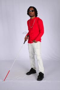NovaCain The Blind Rapper