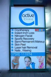 Cryotherapy Clinic
