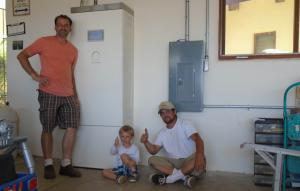Jay Marsh is the owner of the eco Energy Storage System
