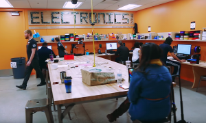 Makerspace built by Formaspace for Arizona Science Center