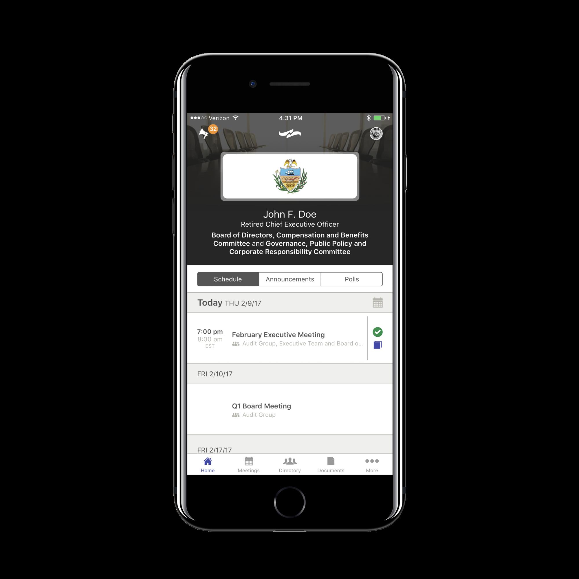 Boardbookit Releases Iphone App