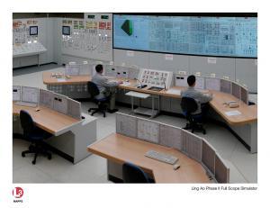 Ling Ao Phase II Full Scope Simulator