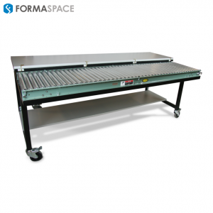 Mobile Conveyor Table Combo Bench