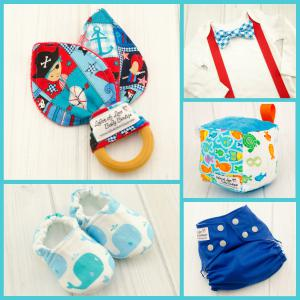 High Seas Collection product collage