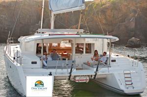 450 Lagoon Catamaran in Cayman for Charter