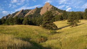 The Foothills of Colorado