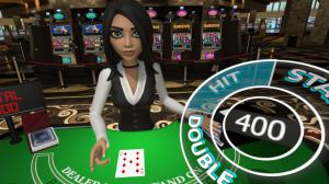 Blackjack Bailey VR - Vive Screenshot