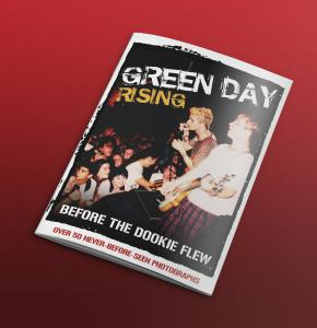 Green Day Rising Cover