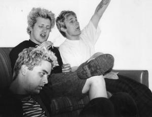 Green Day Getting High