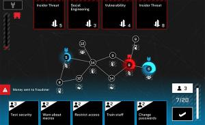 Zero Threat is a new learning game designed to help employees combat cyber-security threats