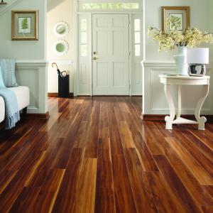 Amazing refinished wood floors