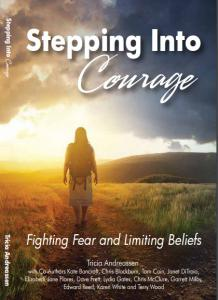 Stepping Into Courage Tricia Andreassen