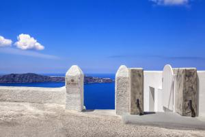 Luxury villa Santorini Greece