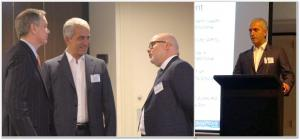 APAM's CEO Mr. Giuseppe Giammarino at the Sydney GAP Conference