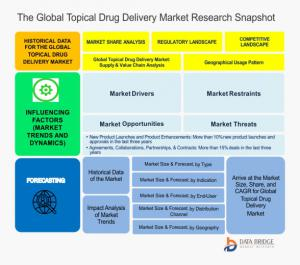 Topical Drug delivery Market Research