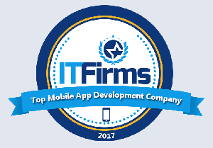 Top Mobile App Development Company by ITFirms.co