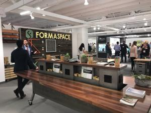 Formaspace Booth at NeoCon