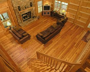Southern Yellow Pine Floors