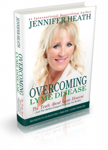 Overcoming Lyme Disease Book