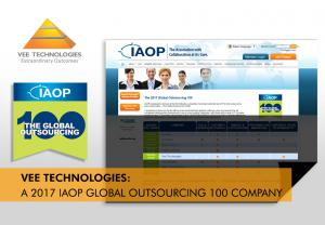 Vee Technologies A 2017 IAOP Global Outsourcing 100 Provider